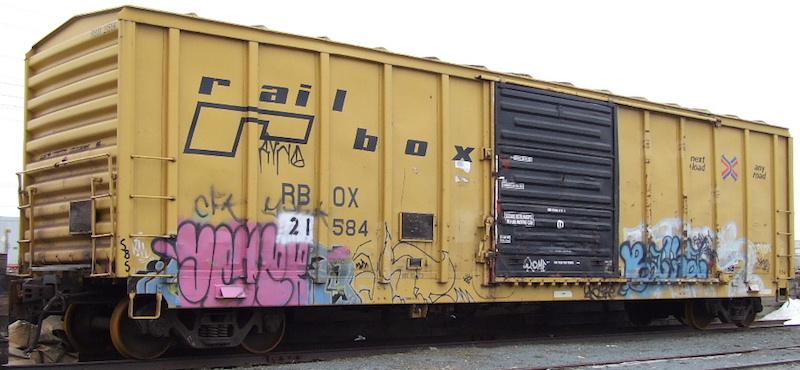 Rail Box 2