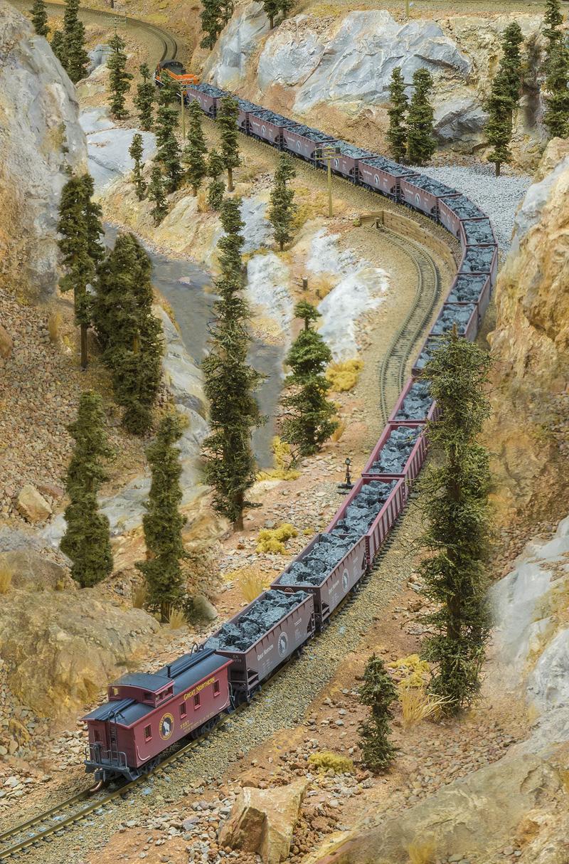 GN rock Train