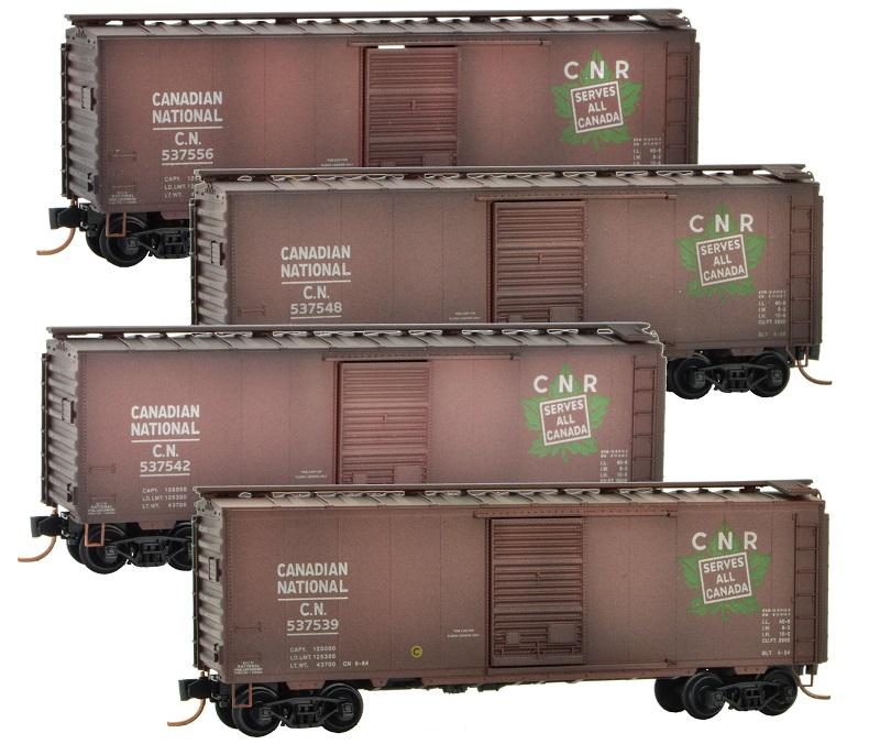 CNR boxcar